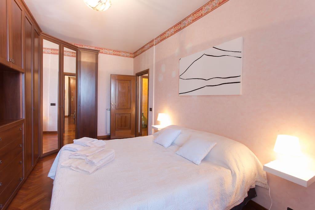 Doble or Triple bedroom