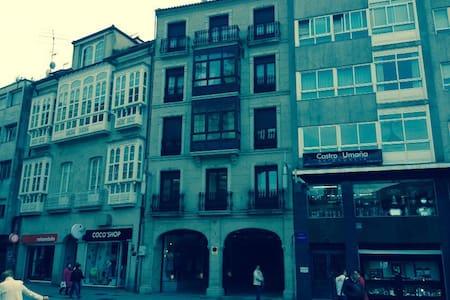 Apartamento Plaza Peregrina - Pontevedra - Appartamento