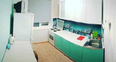 Квартира с отчетными документами