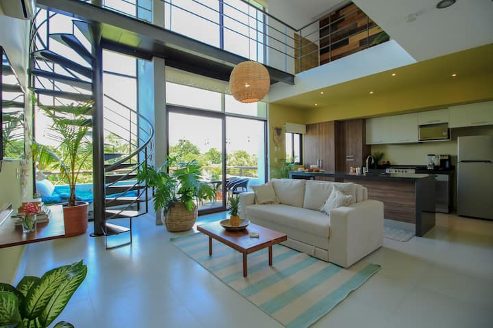 Spectacular 2-story condo | view on  Golf course
