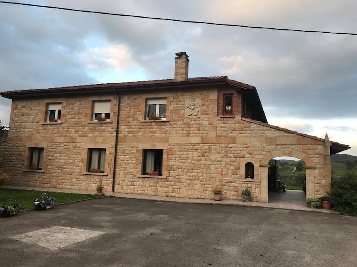 Casa rural Llosa de ibio
