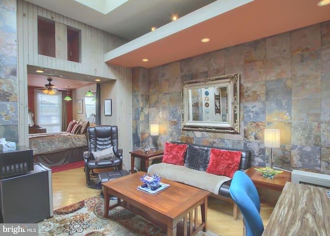 3rd Fl Private Room, Heart of Midtown, Harrisburg