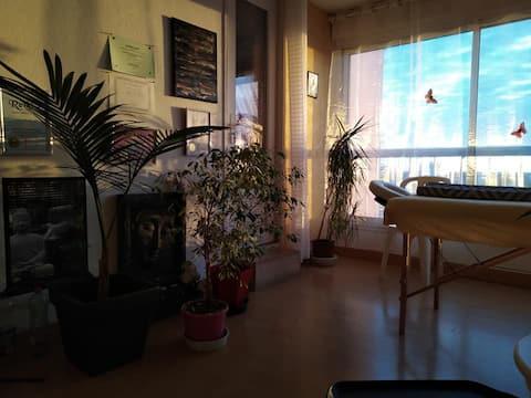 Charmant appartement - 10min du centre de Poitiers