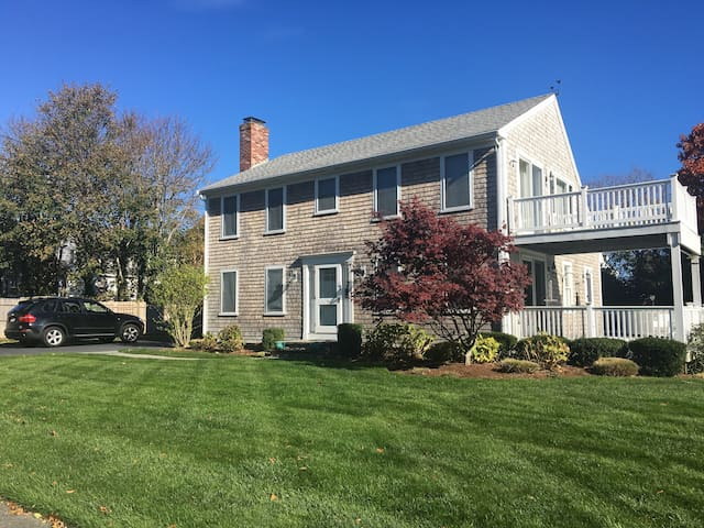 Stunning Colonial Home with Beach Access & Views - Hyannis