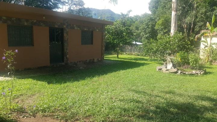 Casa del Huanacaxtle
