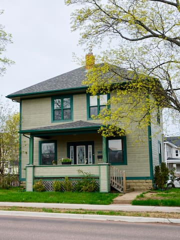 Family Friendly Home in the Heart of Moncton