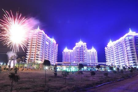 Azura Complex 1 Bedroom - Alanya - 公寓
