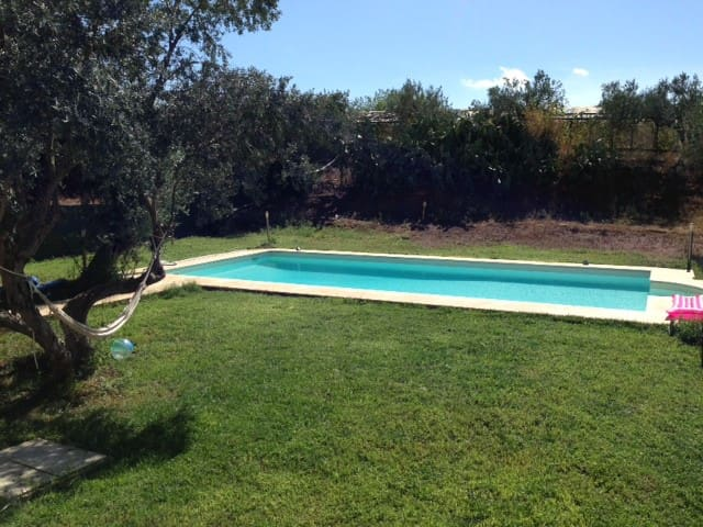 Luxury House in Villa with Pool in Balestrate