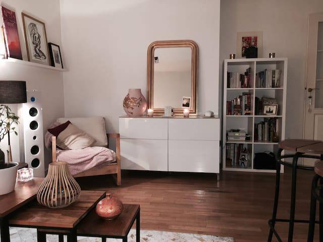 Charmant studio à 15mn de Paris ! - Le Plessis-Robinson - Daire