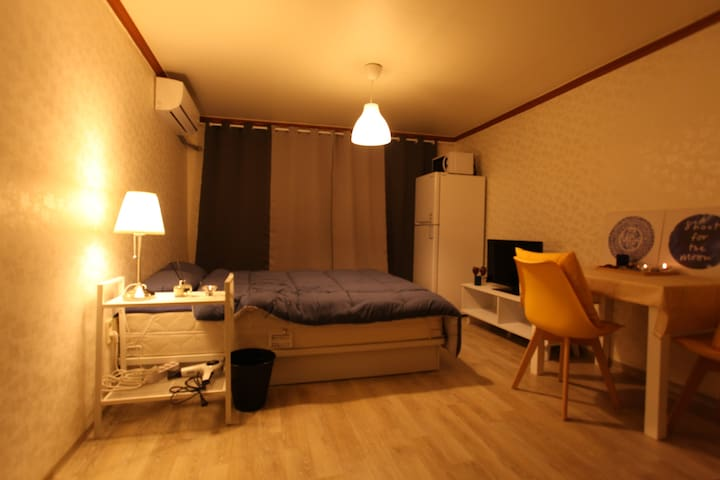 [주안역,시민공원역] SIMPLE HOUSE / 안락한 휴식을 위한 공간