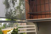Balcón departamento