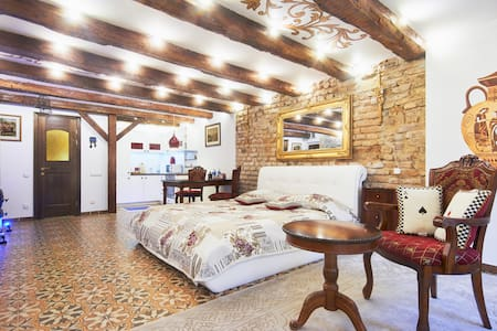 Charming old city apartment - Wohnung