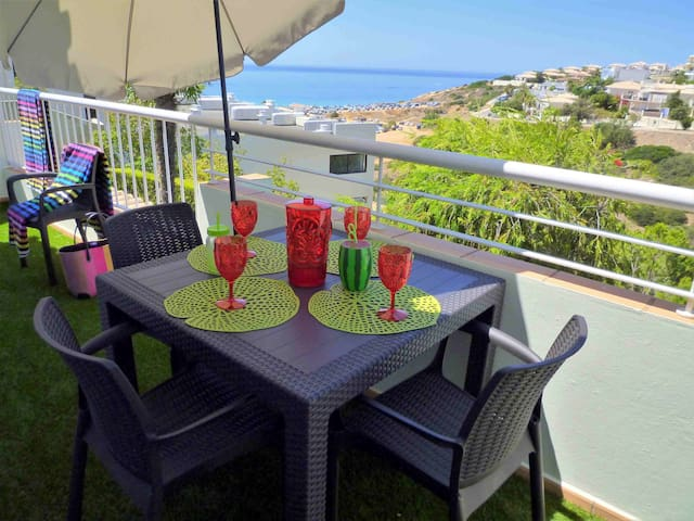 SWEET Beach Pool & Spa - OceanView Apartment n°57
