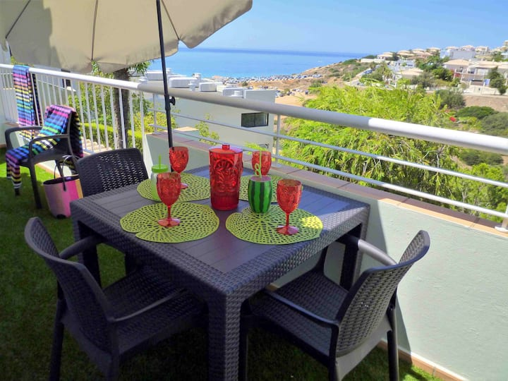 SWEET Beach Pool & Spa - OceanView Apartment n°57