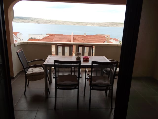Tara's apartments on the Beach - Vidalići - Apartemen