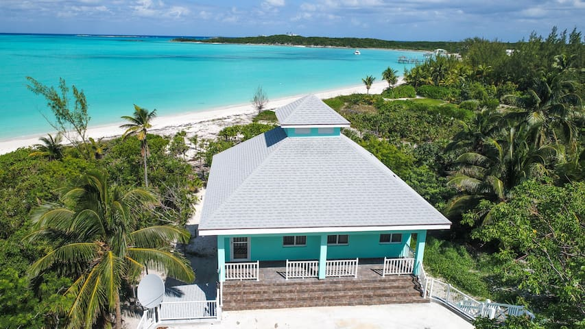 Two Bedroom Beachfront Vacation Home: Sand Nickels