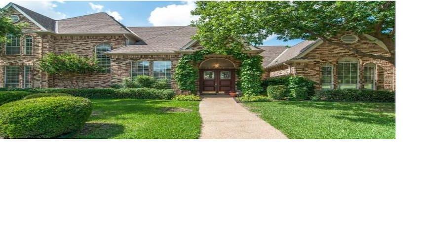 Colleyville TX - Monticello - Colleyville - House