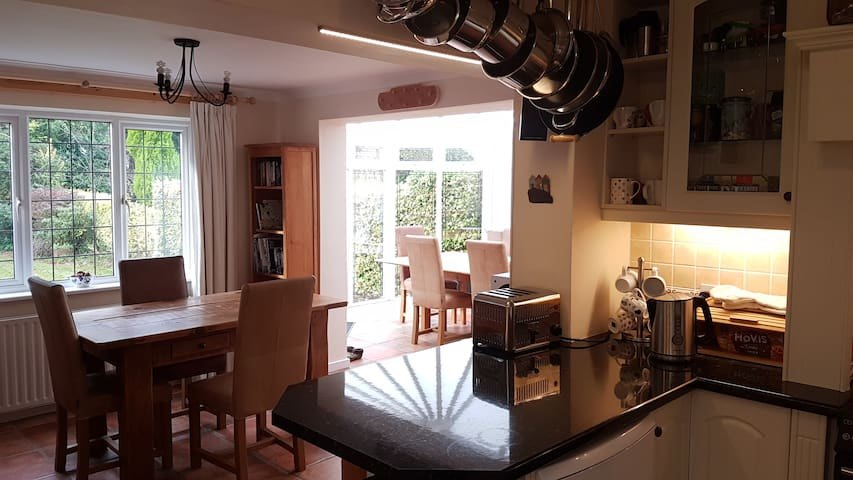 Fab family home from home, Leeds + Yorkshire Dales
