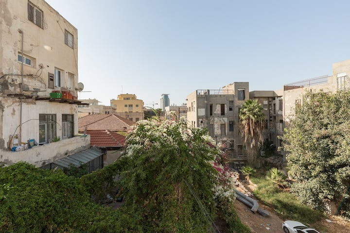 Big Room On The Center Of TLV