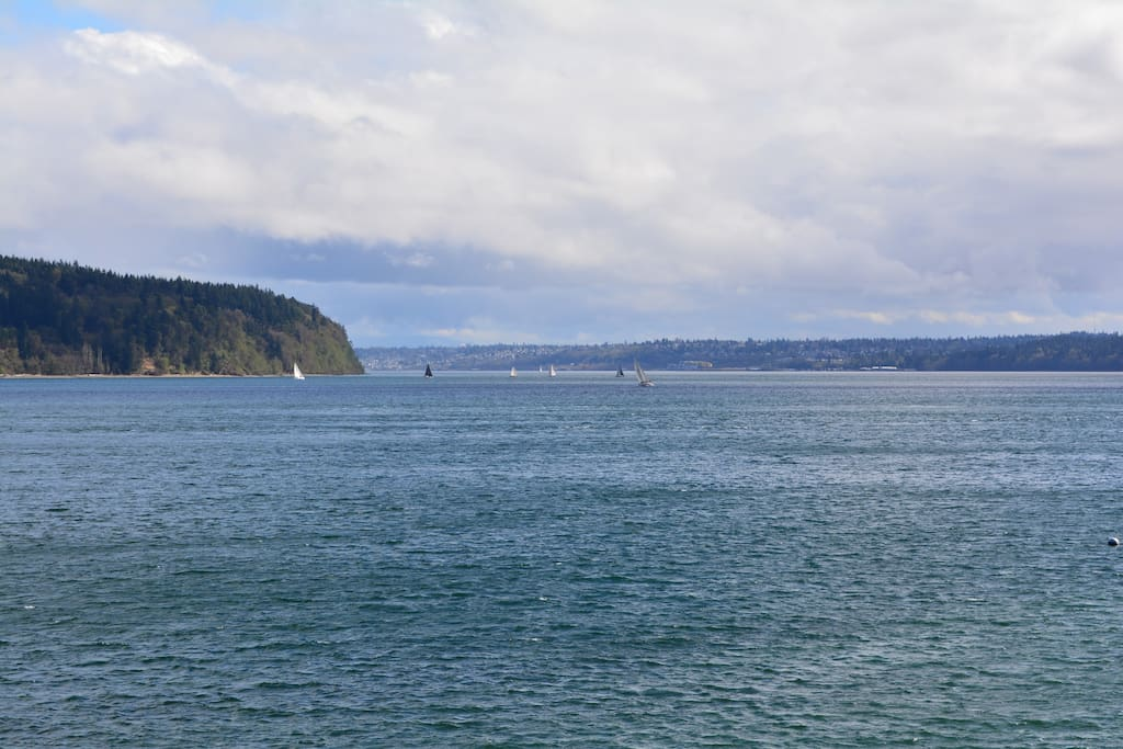 puget sound water front