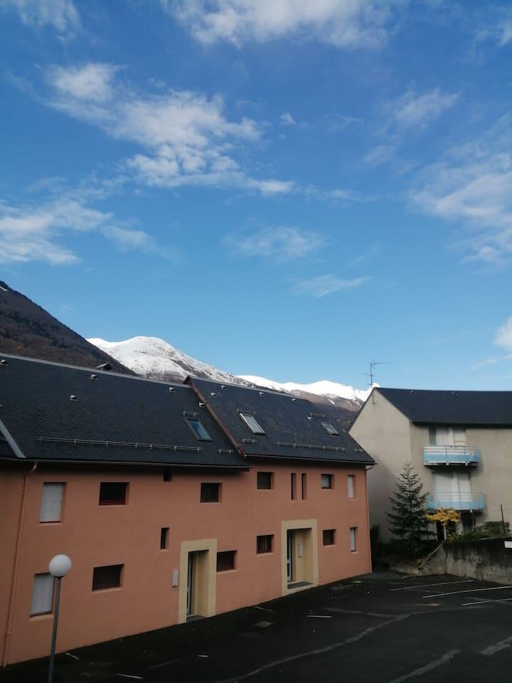 Studio à la montagne 4 pers.