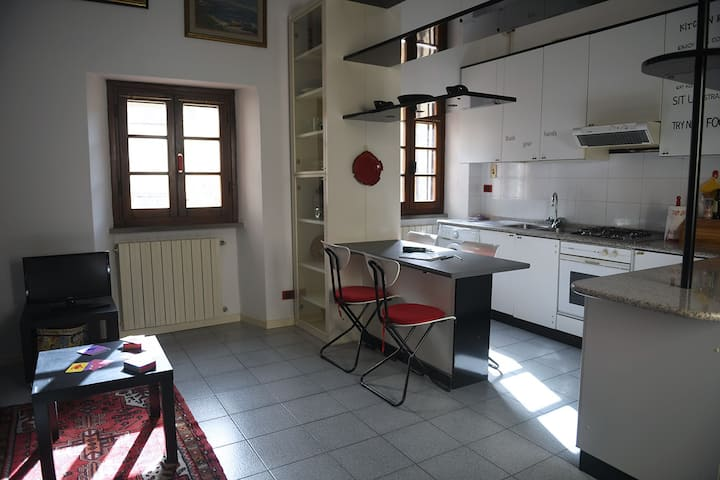 Apartment in Arezzo's Historical Center