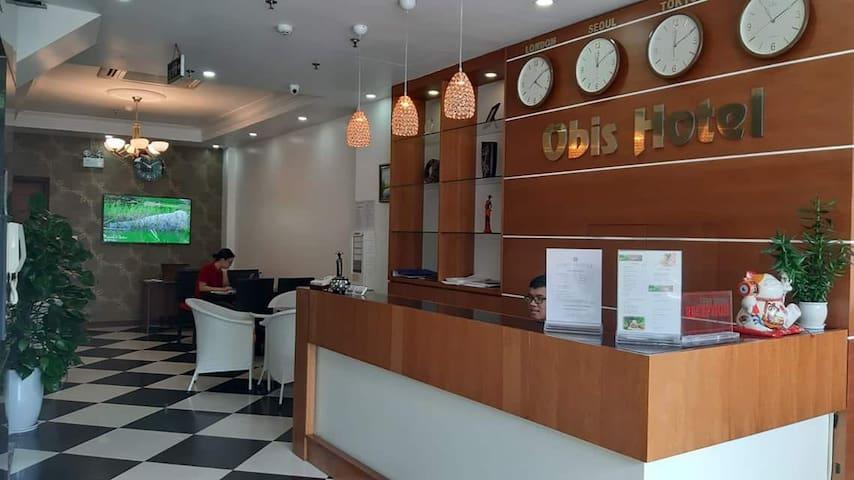 Obis Boutique - Style room & bath near Vincom