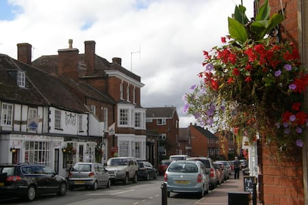 Historic apartment in Upton-upon-Severn - Upton upon Severn - Apartmen