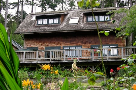 The Garden House on Orcas - Olga