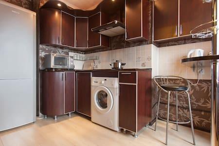 Уютная квартира на ул Чистопольской - Kazan' - Apartment
