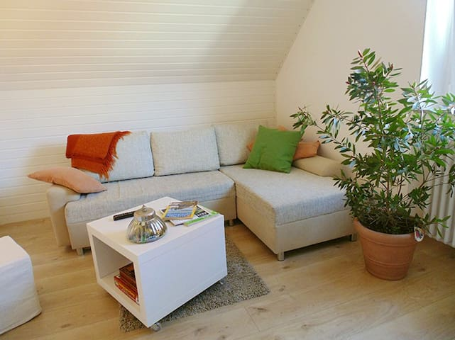 Exhibition/Holiday apartment in Meerbusch
