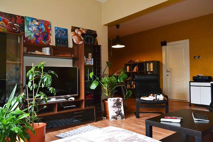 Spacious Flat on Bagdat Avenue - Istambuł - Apartament