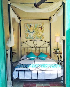 Historical Blue House in Campeche - Кампече - Вилла