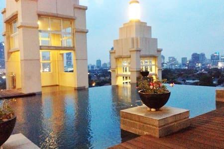 Cosy 1BR in Menteng Central Jakarta - Menteng, Central Jakarta