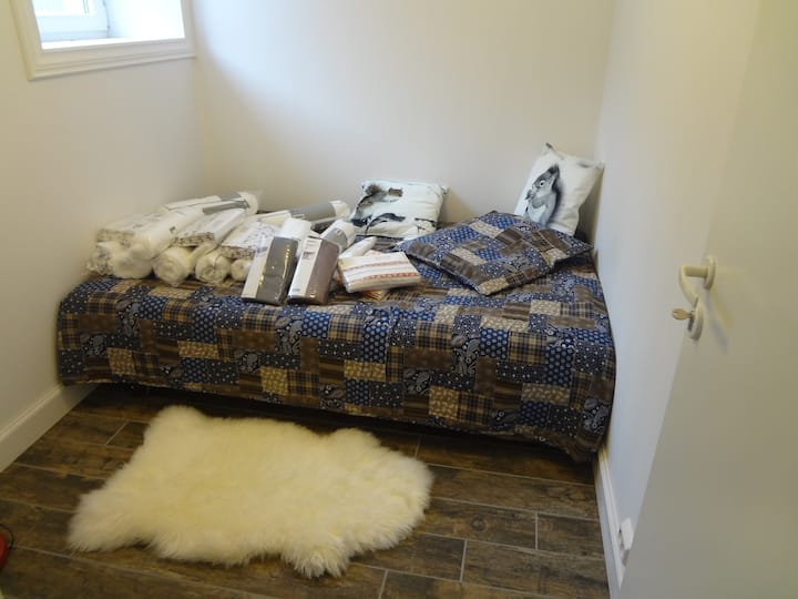 Bedroom in the heart of Stavanger