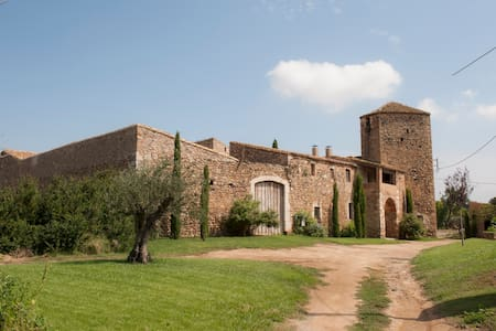Vallgornera Castle,  (Perelada)  HUTB 013674 - Peralada