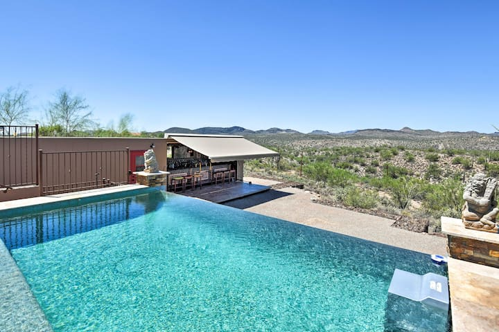 Escape to Arizona in luxury at this stunning vacation rental home!