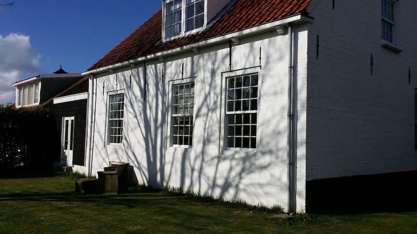 Huis in Zeeland - Hoedekenskerke