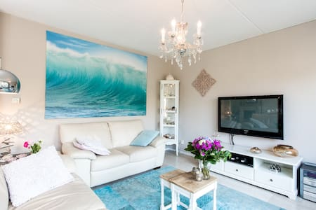 Leuk Huis op 5 min van het strand