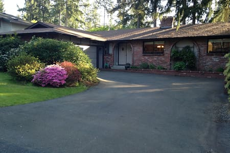 Walking Distance to Chambers Bay! - University Place