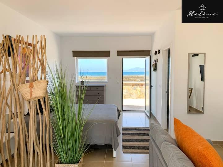 NEW ESTUDIO LOBOS! Acceso directo al mar-Corralejo
