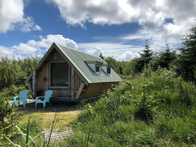 Puffin/TinyHouse-South Harris/A House with A View!