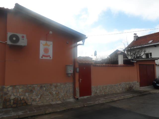 Tainov House - Samokov - House