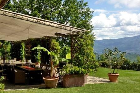 3 bd, patio, garden, pool - Firenze - Villa