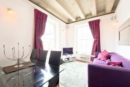 Quiet, Very Central 1 Bed Soho Flat - London - Apartment