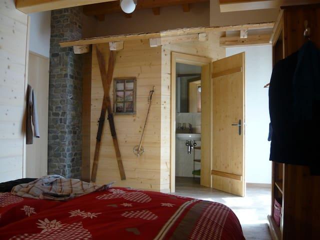 Wohnung Laubrinus Adelboden - Adelboden - Apartment