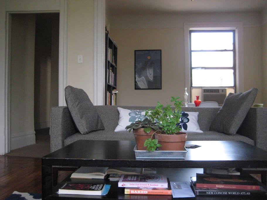 Living Room looking toward Dining room