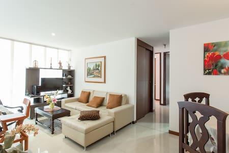 Beautiful apartment in El Poblado  - Medellín