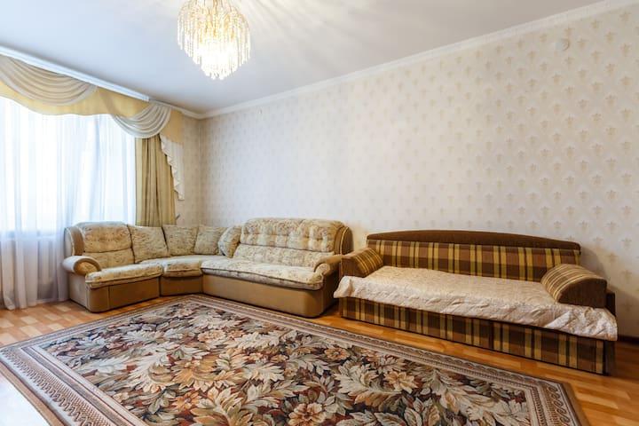 ЦЕНТР Кремль Wi-Fi Экскурсии 2-комн - Kazan - Pis