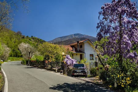 Near Chiavari: Casa Marvi - Mezzanego - Apartment